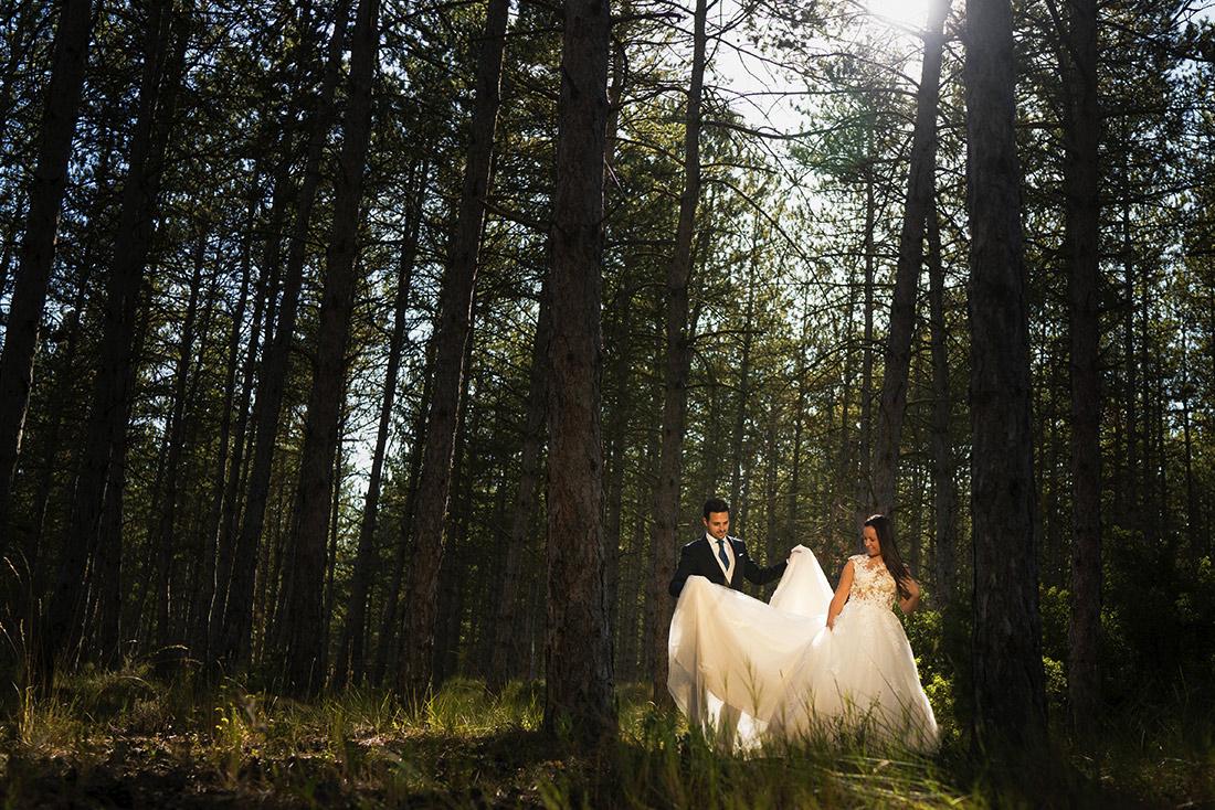 reportaje de boda en masia xamandreu